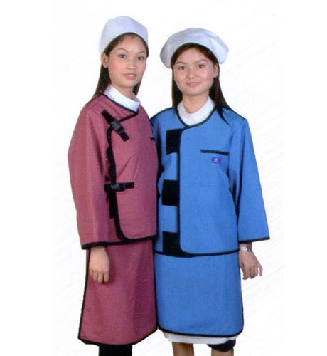 防辐射衣(分体双面长袖)
