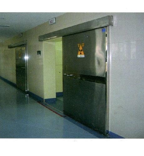 吴江电动不锈钢防护铅门