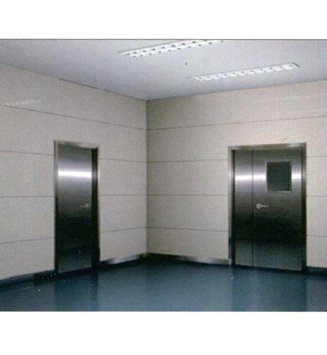 吴江不锈钢手动防护门
