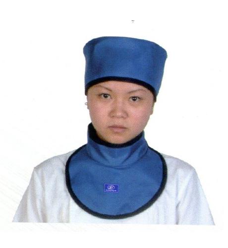 防辐射围领、防辐射帽