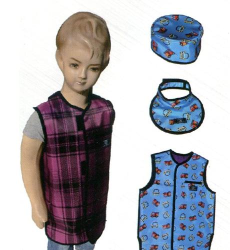 儿童防辐射衣